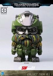 "Transformers 5: The Last Knight - Hound 4"" Metal Figure | Merchandise"