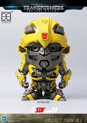 "Transformers 5: The Last Knight - Bumblebee 4"" Metal Figure 