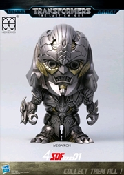 "Transformers 5: The Last Knight - Megatron 4"" Metal Figure | Merchandise"