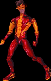 Teen Titans - Kid Flash Action Figure | Merchandise