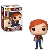 Spider-Man (Video Game 2018) - Mary Jane with Plush Pop! Vinyl | Pop Vinyl