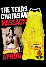 The Texas Chainsaw Massacre - Apron Adult