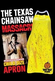 The Texas Chainsaw Massacre - Apron Child