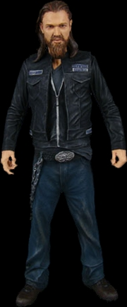 "Sons of Anarchy - Opie Winston 6"" Action Figure"