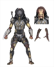 "The Predator - 7"" Ultimate Fugitive Predator Action Figure"