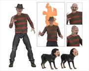 "A Nightmare on Elm Street 2: Freddy's Revenge - Freddy 7"" Ultimate Action Figure | Merchandise"