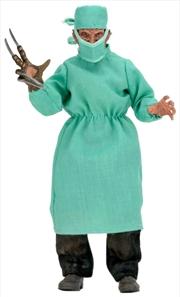 "A Nightmare on Elm Street - Freddy Surgeon 8"" Action Figure | Merchandise"