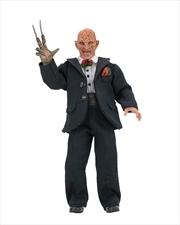 "A Nightmare on Elm Street - Tuxedo Freddy 8"" Action Figure | Merchandise"