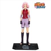 """Naruto Shippuden - Sakura 7"""" Figure"""