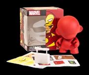 Munnyworld - Iron Man Marvel Mini Munny   Merchandise