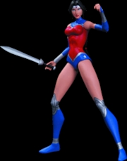 Justice League: War - Wonder Woman Action Figure