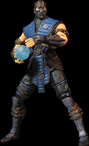 "Mortal Kombat X - Sub-Zero 12"" Action Figure"