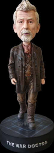 War Doctor With Light Base Bob   Merchandise