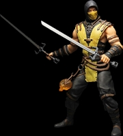"Mortal Kombat X - Scorpion 12"" Action Figure"