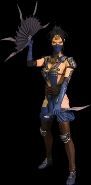 "Mortal Kombat X - Kitana 6"" Action Figure 