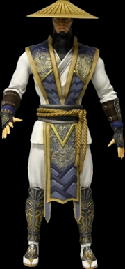 "Mortal Kombat - Raiden 6"" Action Figure 