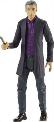 Twelfth Doctor In Purple Shirt   Merchandise