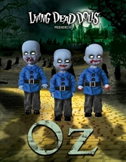 Living Dead Dolls - Oz Mini Munchkins 3 Pack | Merchandise