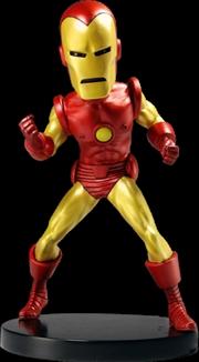 Iron Man - Iron Man Classic Head Knocker   Merchandise