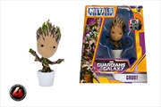 "Guardians of the Galaxy - Groot Potted 4"" Metals 