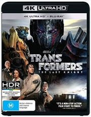 Transformers - The Last Knight | UHD
