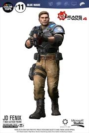 "Gears of War 4 - JD Fenix 7"" Action Figure | Merchandise"