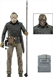 Friday the 13th - Jason Ultimate Figure Part 6 | Merchandise