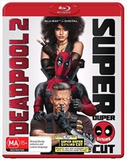 Deadpool 2 | DHD - Theatrical Version + Super Duper Cut + (BONUS SANITY EXCLUSIVE BOOK)