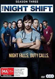 Night Shift - Season 3, The