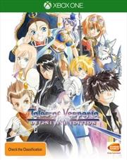 Tales Of Vesperia: Def Edn