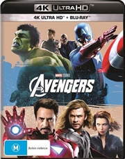 Avengers | Blu-ray + UHD, The