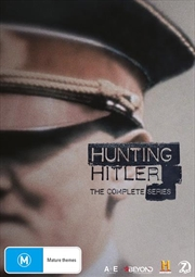Hunting Hitler | Complete Series | DVD