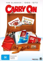 Carry On The Classics 1966-1970