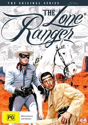 Lone Ranger - The Original Series | Collector's Gift Set, The