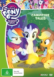 My Little Pony Friendship Is Magic - Campfire Tales
