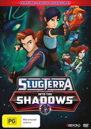 Slugterra - Into The Shadows | DVD