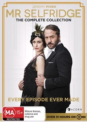 Mr. Selfridge - Season 1-4 | Collection