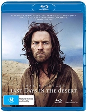 Last Days In The Desert | Blu-ray