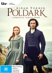 Poldark - Series 4 | DVD