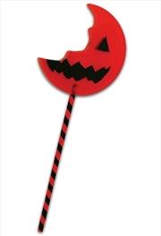 Trick R Treat - Bitten Lollipop Prop
