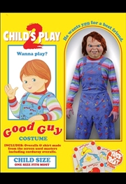 Child's Play 2 - Deluxe Good Guy Costume Child | Apparel