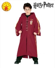 Quidditch Dlx Robe Size S