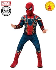 Iron-Spiderman Deluxe Size S