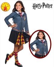Gryffindor Top Adult - Size L | Apparel