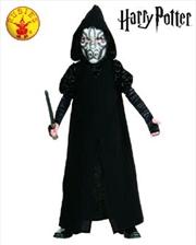 Bellatrix Death Eater Deluxe Child Costume - Size S | Apparel