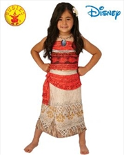 Moana Deluxe Size L   Apparel