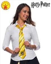 Hufflepuff Tie | Apparel