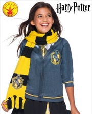 Hufflepuff Deluxe Scarf One Size | Apparel