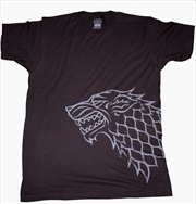 Game of Thrones - Stark Sigil Male T-Shirt S | Apparel