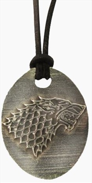 Game Of Thrones - Stark Pendant | Apparel